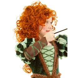 Forest Princess Wig