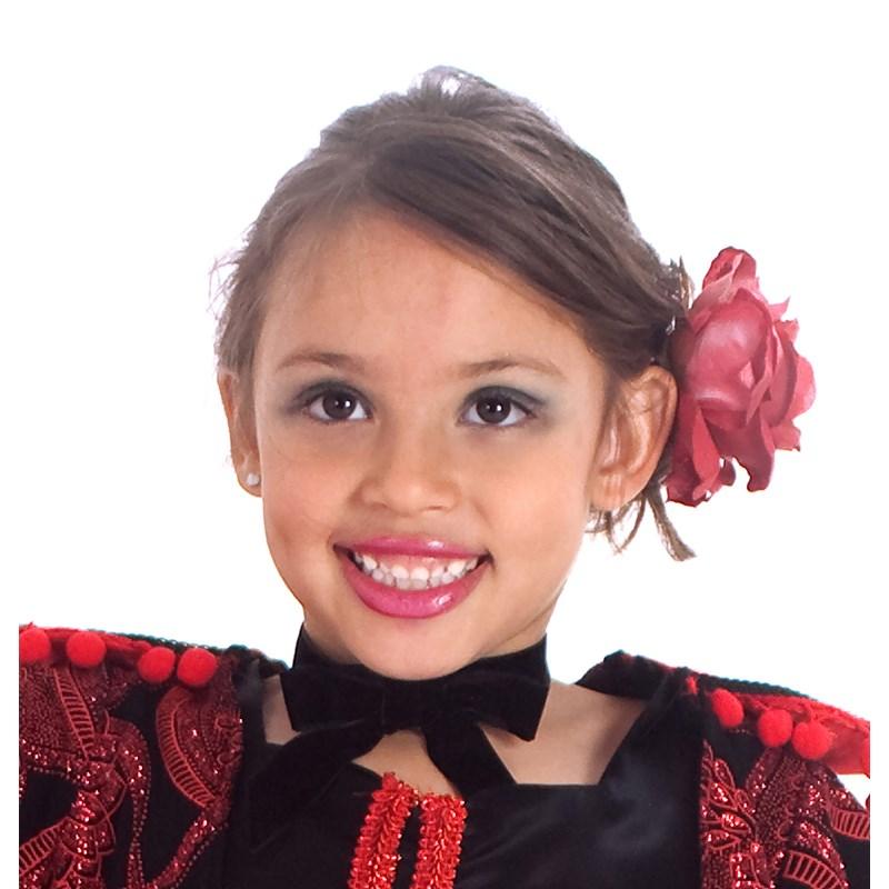 Matador Hair Flower for the 2015 Costume season.