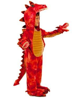 Hydra the Three-Headed Dragon Toddler Costume