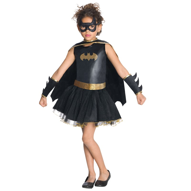 Batgirl Tutu Child Costume for the 2015 Costume season.
