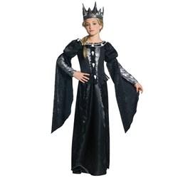 Snow White The Huntsman Deluxe Queen Ravenna Tween Costume