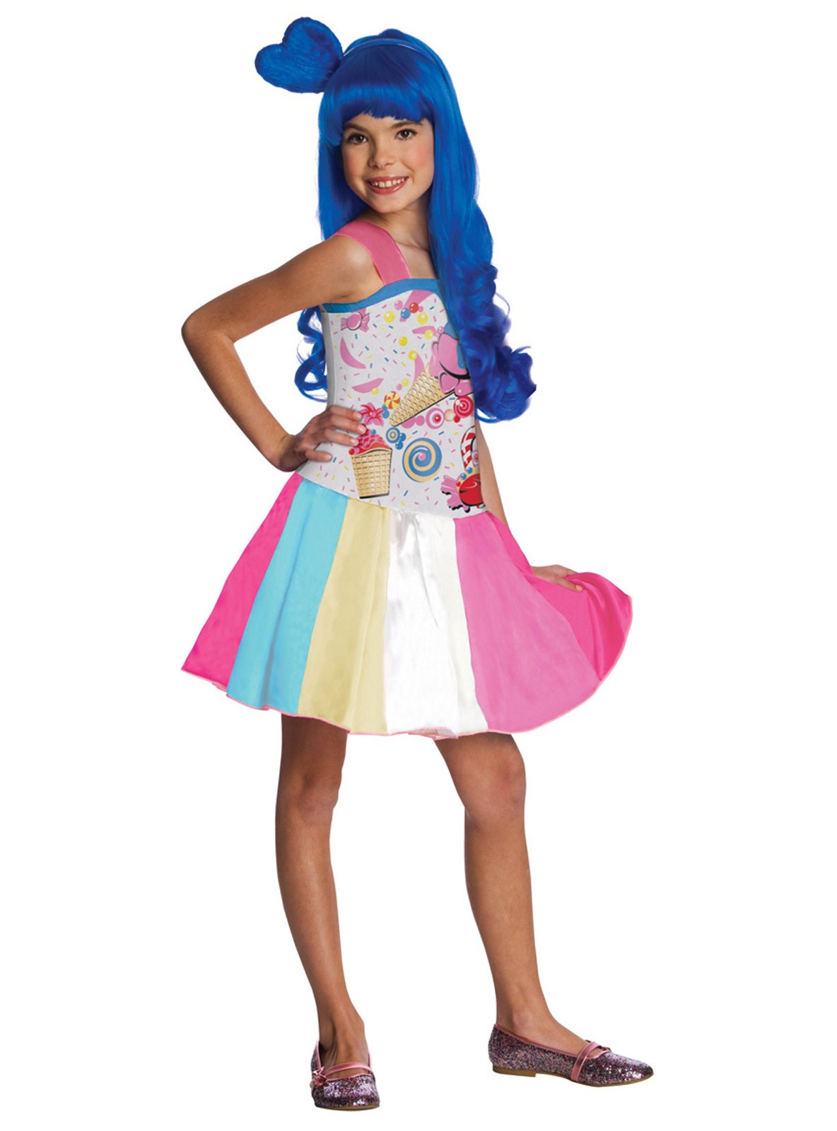 Katy Perry Candy Girl Child Costume