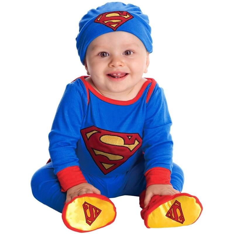 Superman Onesie Infant Costume for the 2015 Costume season.