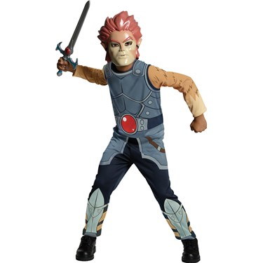 Thundercats Lion on Halloween Costumes Thundercats Lion O Child Costume