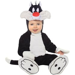 Looney Tunes Sylvester Infant Costume