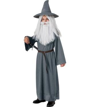 The Hobbit Gandalf Child Costume