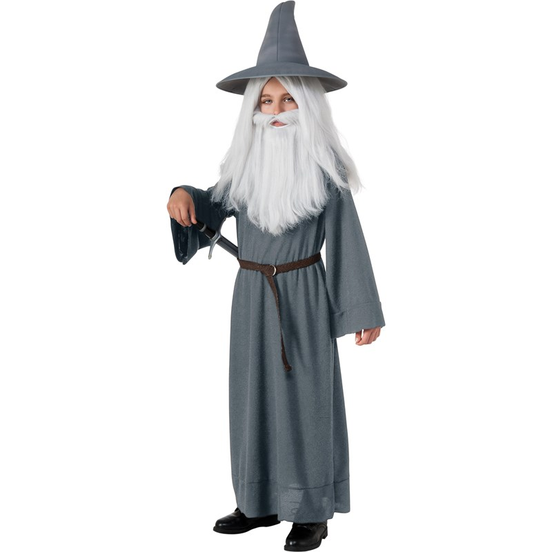 The Hobbit Gandalf Child Costume for the 2015 Costume season.