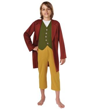 The Hobbit Bilbo Baggins Child Costume