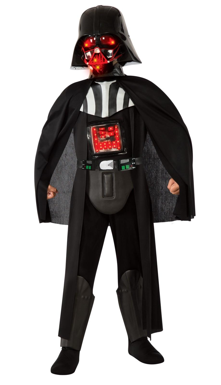 Как сделать костюм дарт вейдера