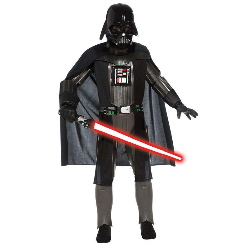 Star Wars Darth Vader Elite Child Costume for the 2015 Costume season.