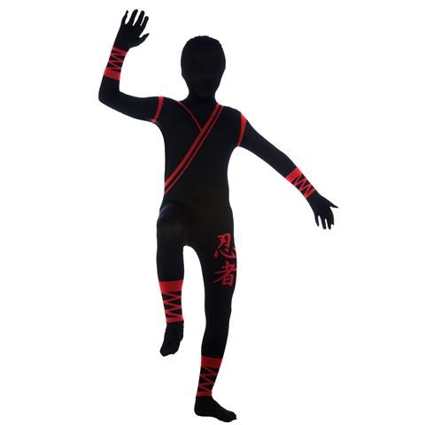 Ninja Skin Suit Child Costume