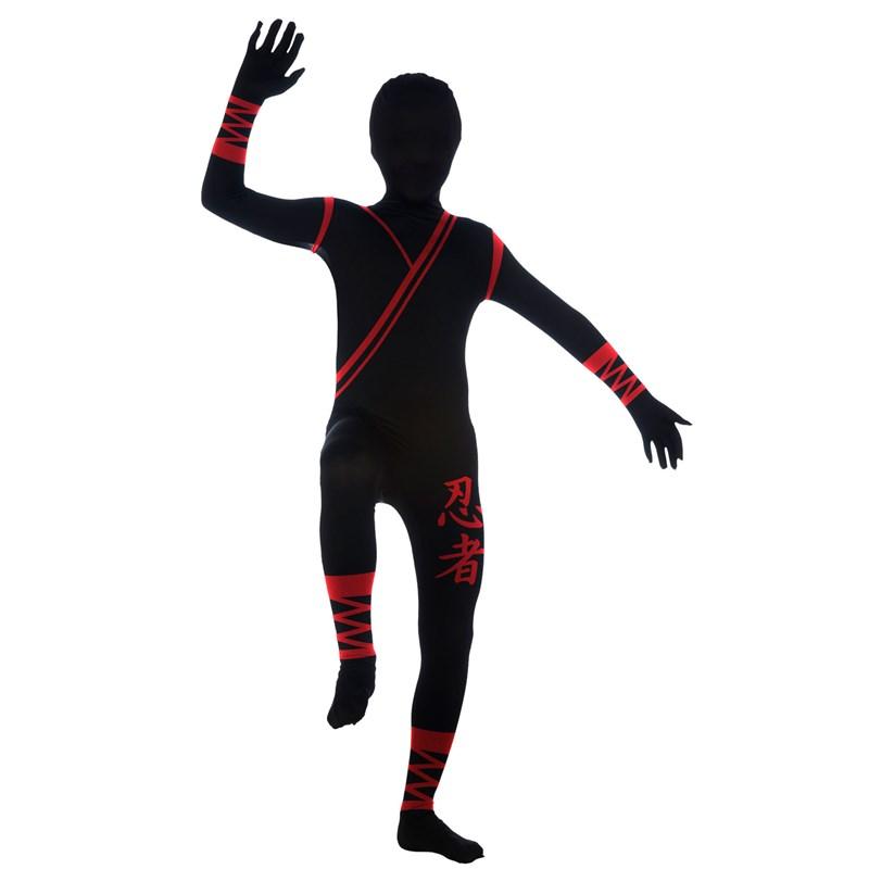 Ninja Skin Suit Child Costume for the 2015 Costume season.