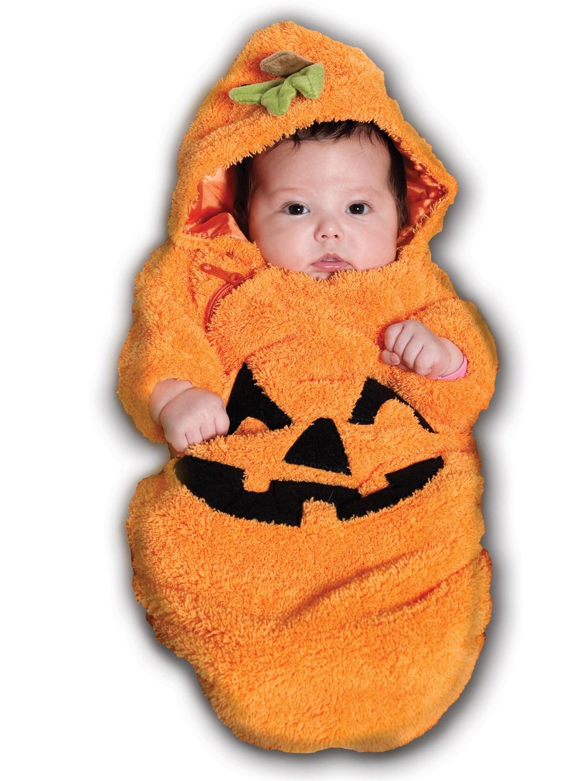 Pumpkin Bunting Infant Costume