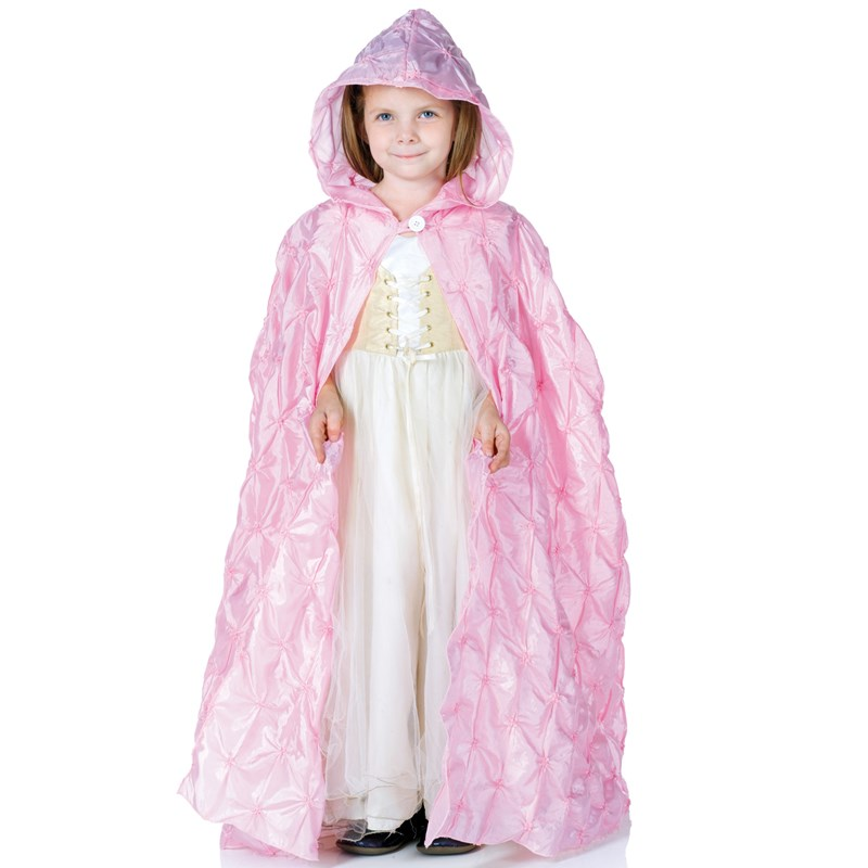 Pink Pintuck Cape (Child) for the 2015 Costume season.