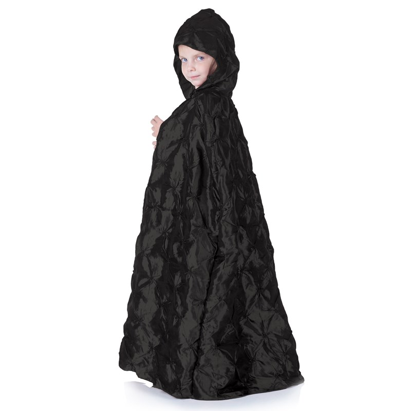 Black Pintuck Cape (Child) for the 2015 Costume season.