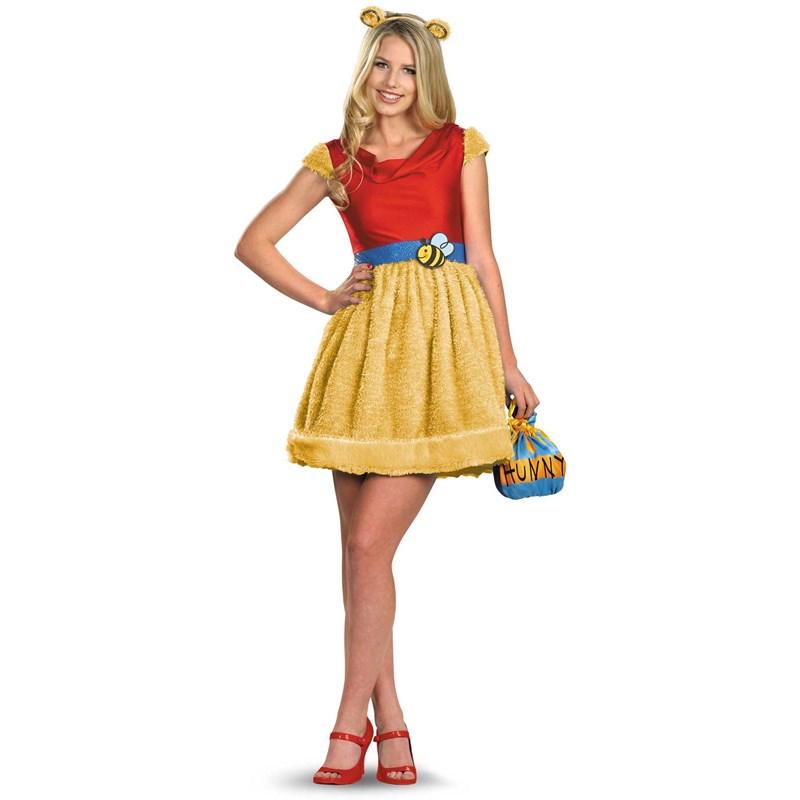 Sassy Winnie The Pooh Adult Costume