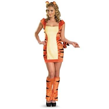 Sassy Winnie The Pooh Tigger Adult Costume