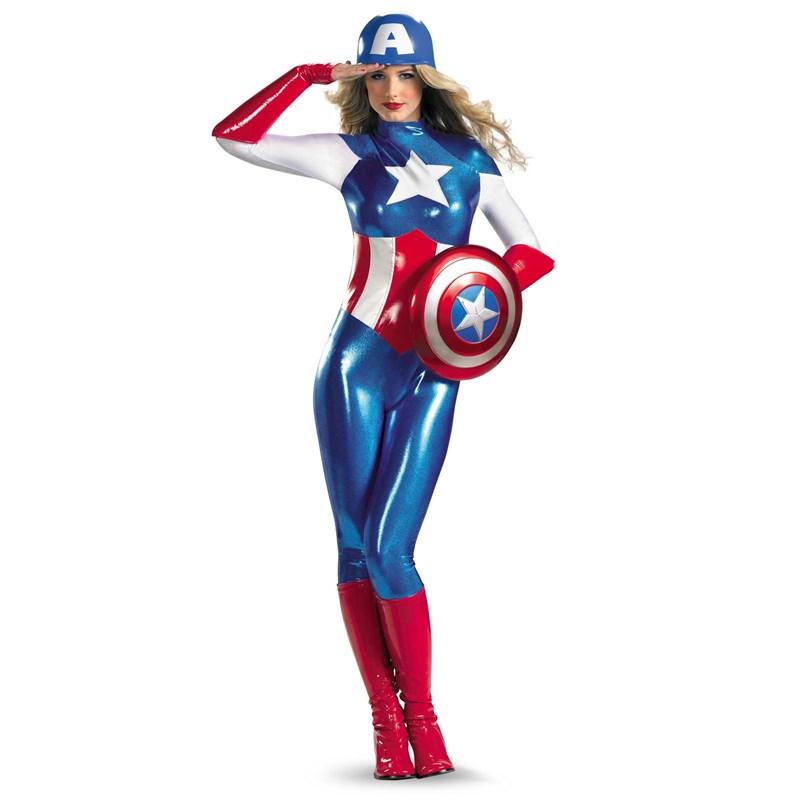 American Dream Bodysuit Adult Costume for the 2015 Costume season.