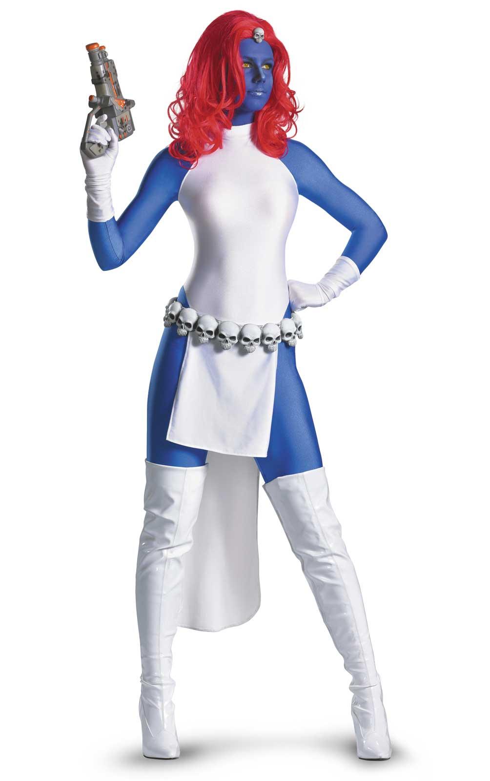 X,Men Mystique Adult Costume