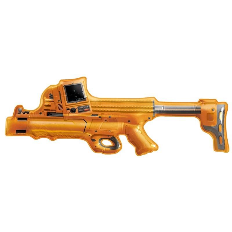 G.I. Joe Retaliation Black Tempest Inflatable Gun for the 2015 Costume season.