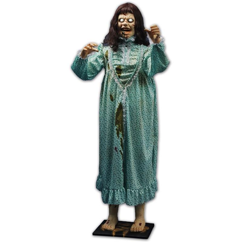 Lifesize Exorcist Regan Animated Prop for the 2015 Costume season.