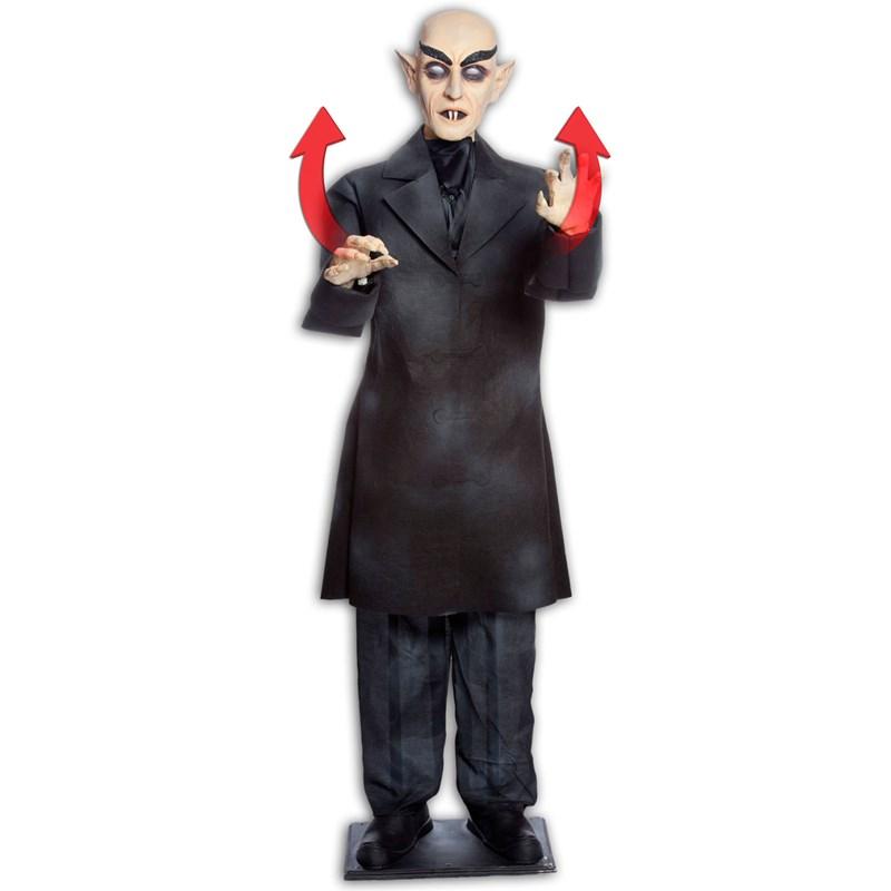 Nosferatu Lifesize Animated Prop for the 2015 Costume season.