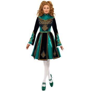 Customer Reviews for Traditional Irish Dancer Adult Costume