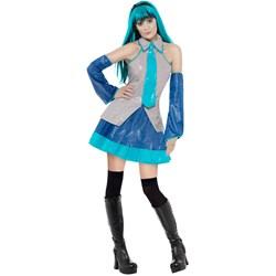 Cosplay Schoolgirl Adult Costume