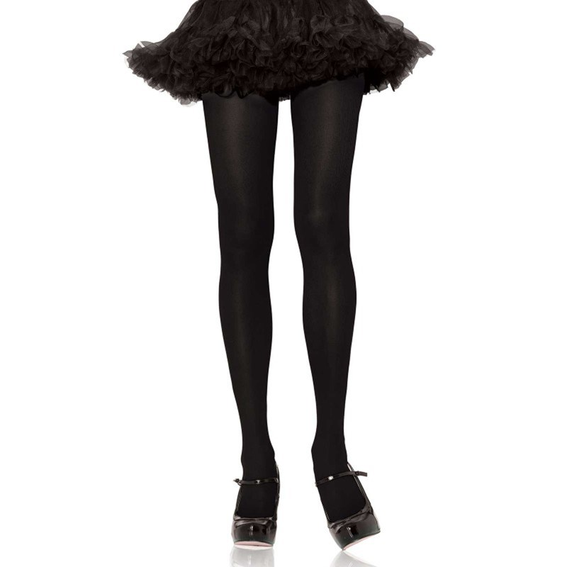 Opaque Nylon Spandex Tights Plus Adult for the 2015 Costume season.