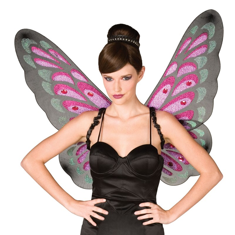 Gothic Butterfly Wings Adult for the 2015 Costume season.