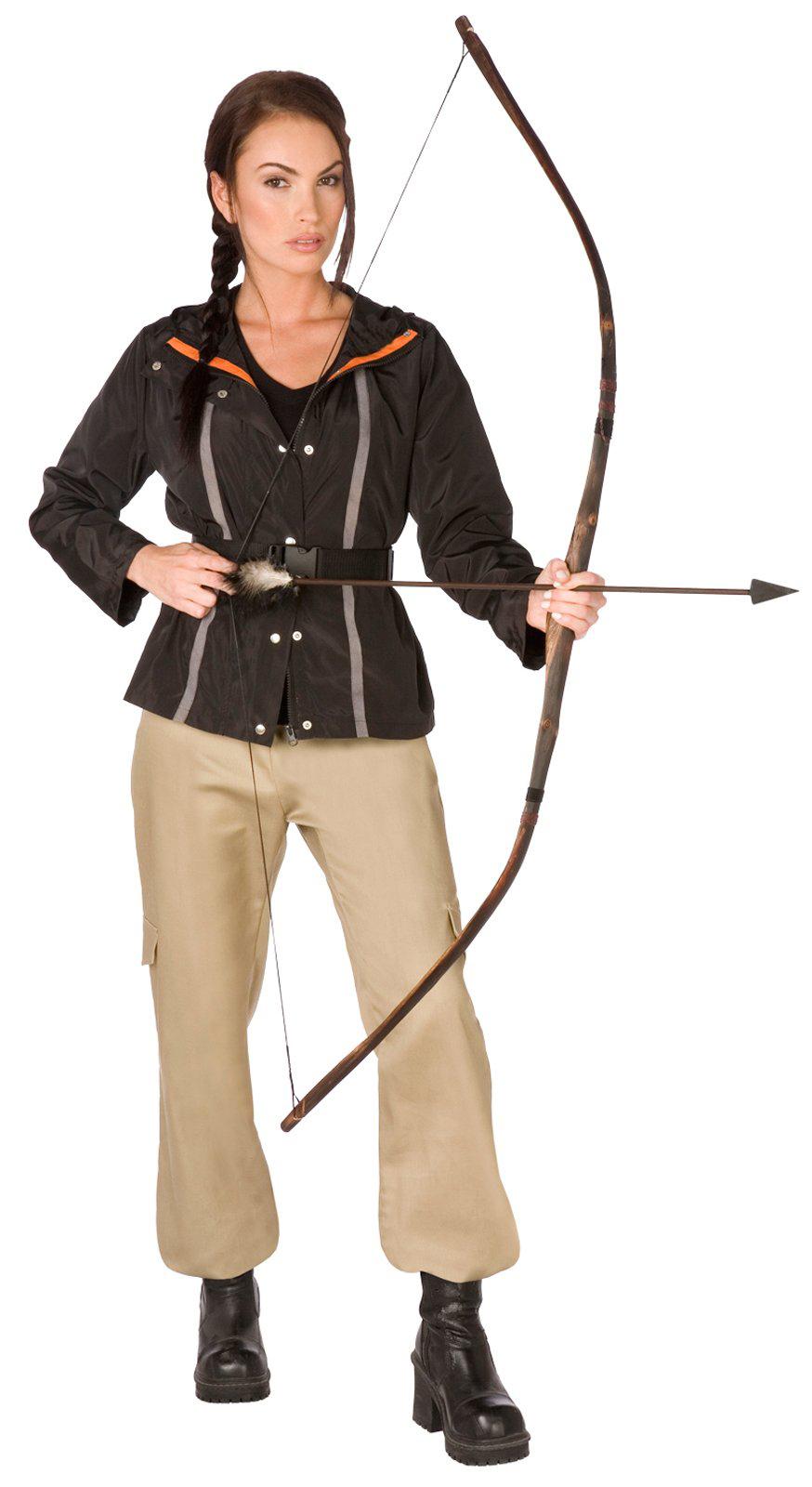 The hunger games katniss everdeen costume imgkid