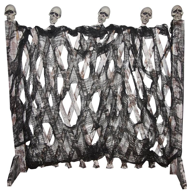 Skull Fence for the 2015 Costume season.