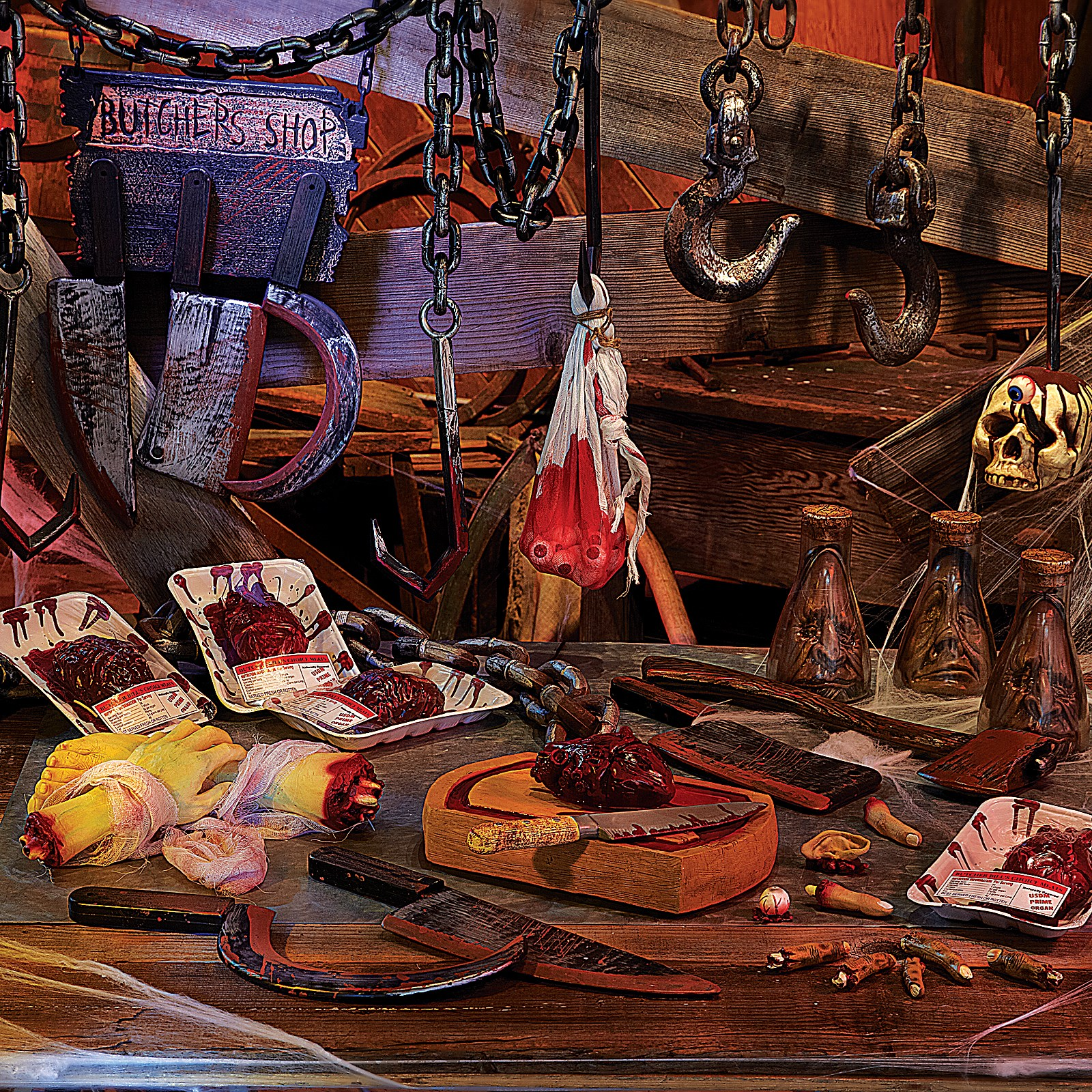 Blood Curdling Halloween Decorating Tips Buycostumes Com
