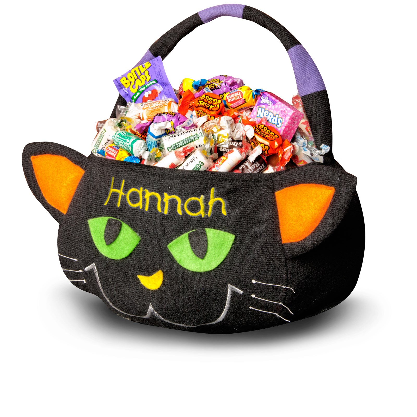 Personalized Treat Pails at Bu...