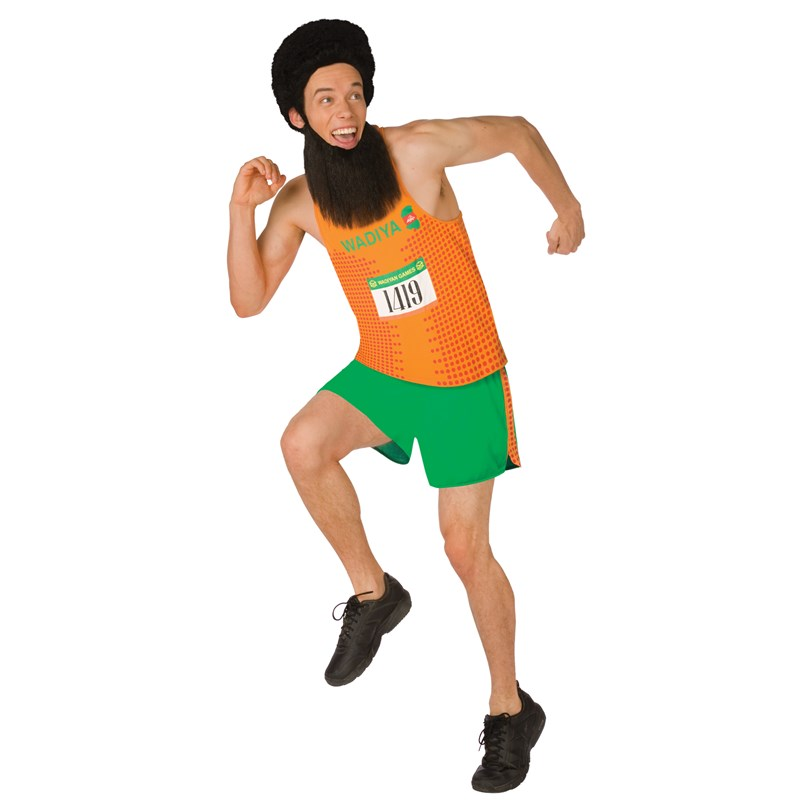 The Dictator   Admiral General Aladeen Track Outfit Adult Costume for the 2015 Costume season.