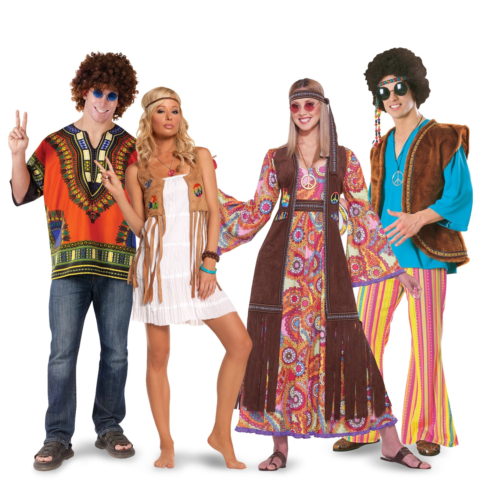 marvelous hippie day outfit ideas