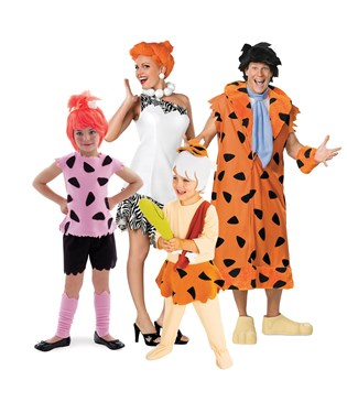 The Flintstones Couples Costumes