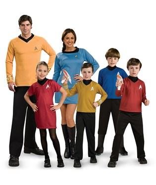 Star Trek Couples Costumes