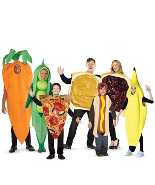 Humorous Group Costumes