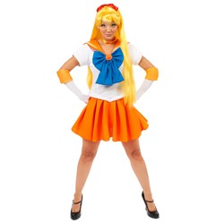 Sailor Moon Sailor Venus Adult Costume