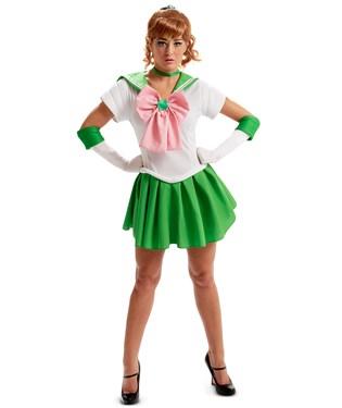 Sailor Moon Sailor Jupiter Adult Costume