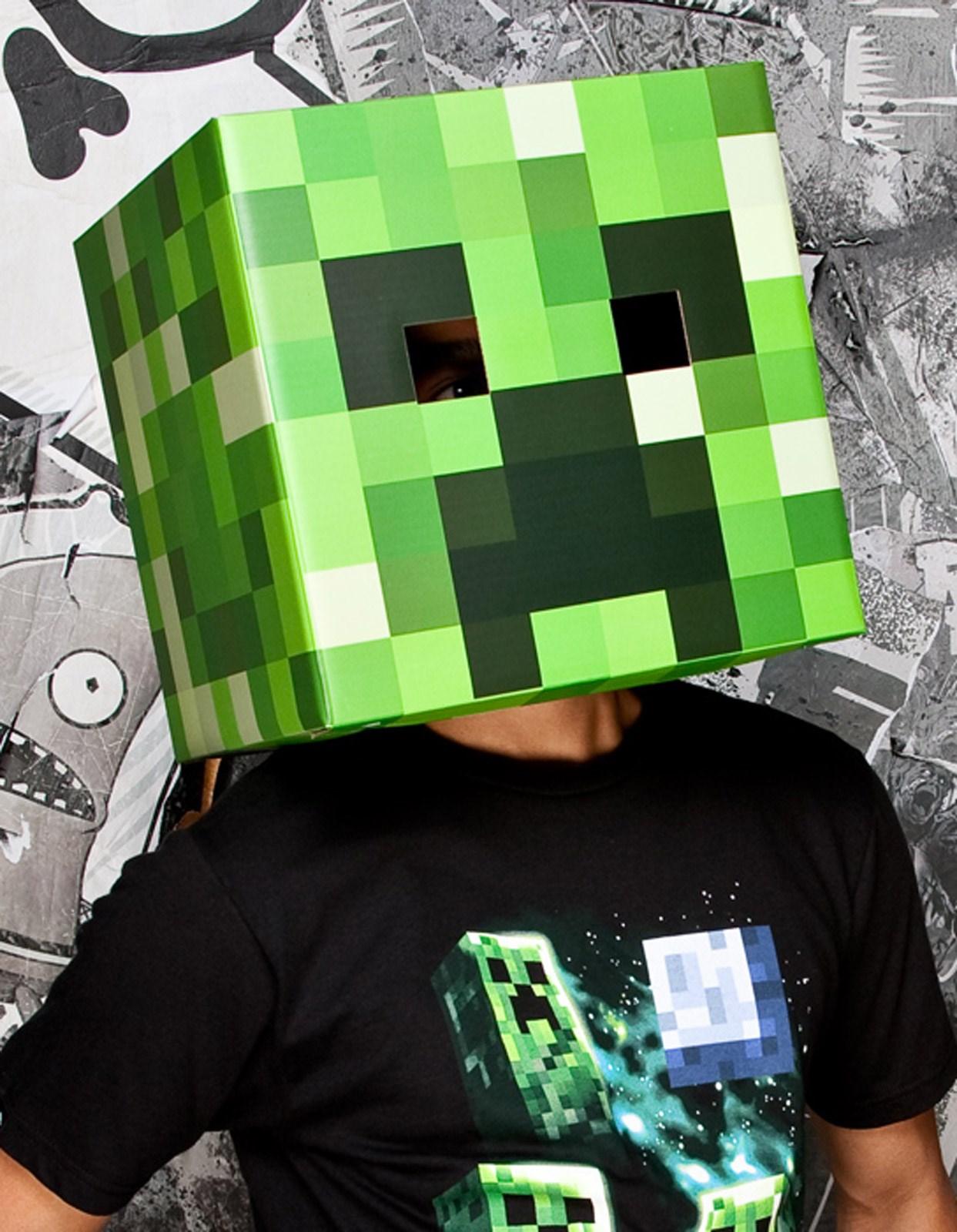 Minecraft Halloween Costumes