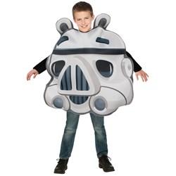 Rovio Angry Birds Stormtrooper Child Costume