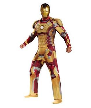 Iron Man 3 Mark 42 Deluxe Adult Costume