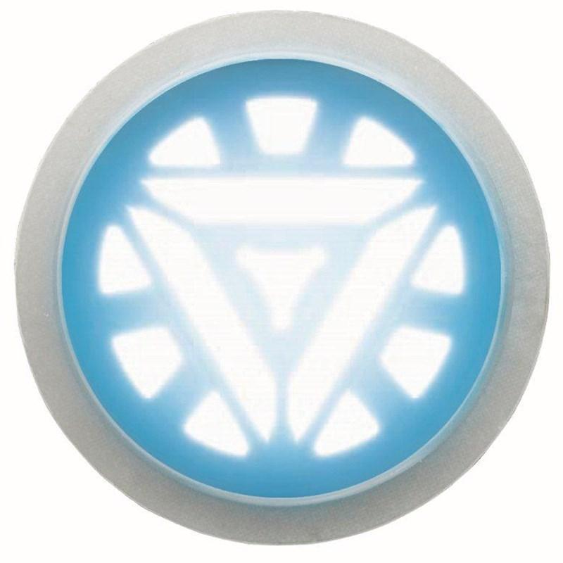 Iron Man 3 Arc Reactor Glow Accessory for the 2015 Costume season.