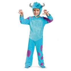 Monsters University Sulley Classic Toddler / Child Costume