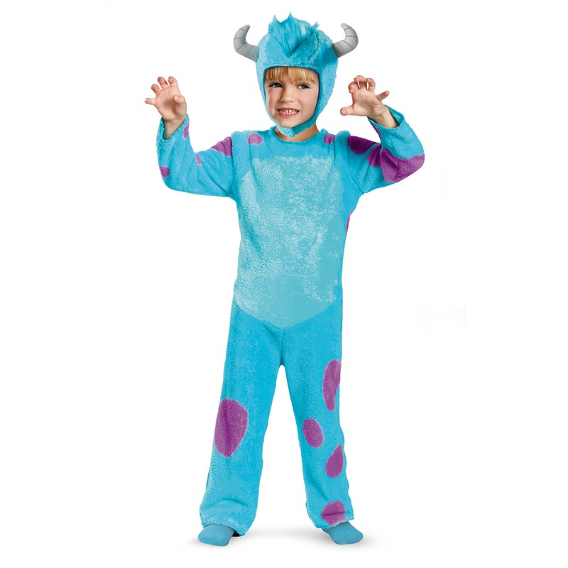 Monsters University Sulley Classic Toddler  and  Child Costume for the 2015 Costume season.