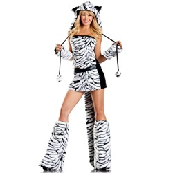 Tasty Tiger Deluxe Adult Costume