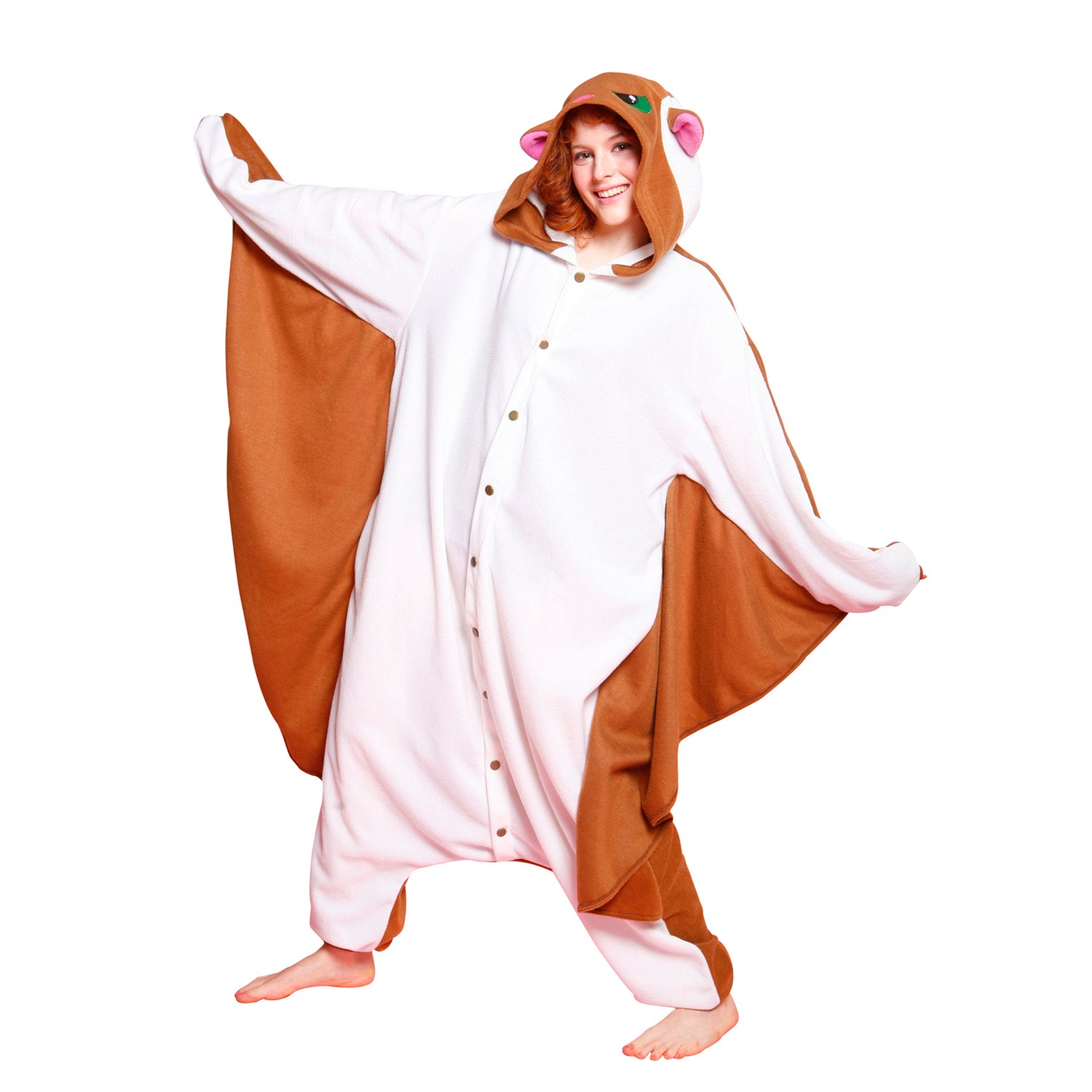 Bcozy Flying Squirrel Adult Costume Buycostumes Com