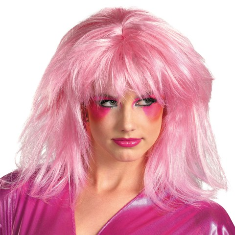Jem And The Holograms Jem Adult Wig